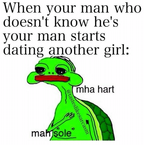Girl i like dating another guy