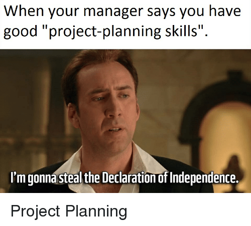 how to become a project manager reddit