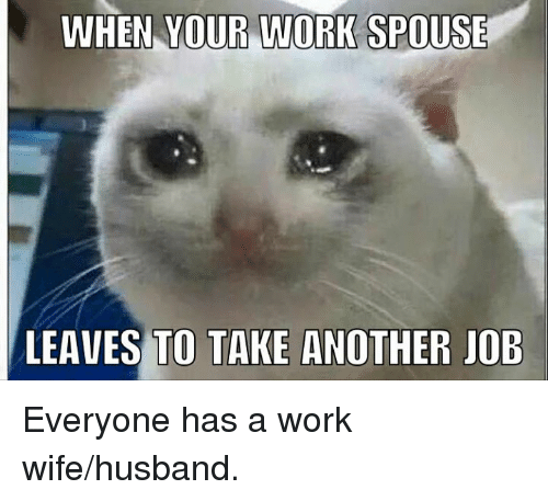 Funny Work Wife Meme : Funny work wife memes of on sizzle husbands
