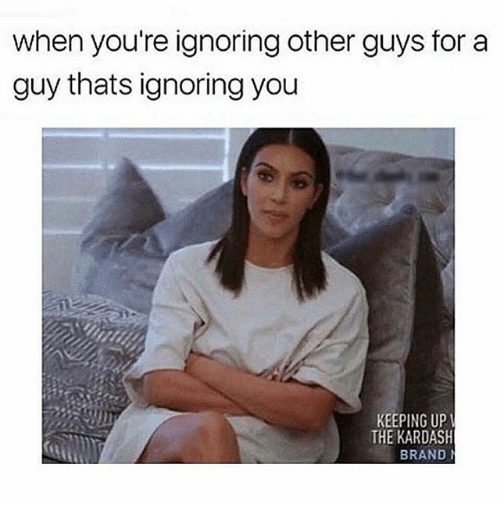 Quotes About People Who Notice: 25+ Best Memes About Ignoring You