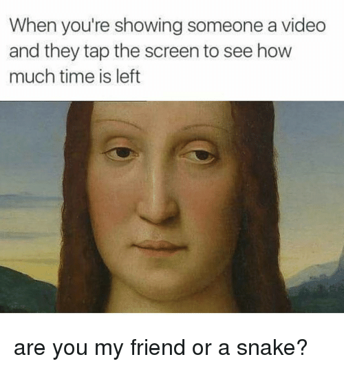 Are You My Friend