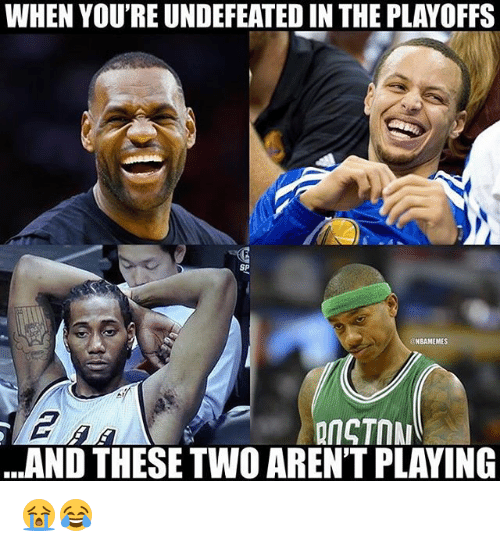 Funny NBA Memes Of 2017 On SIZZLE