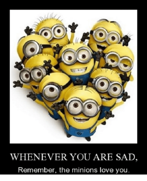 25+ Best Memes About Minions Love You | Minions Love You Memes