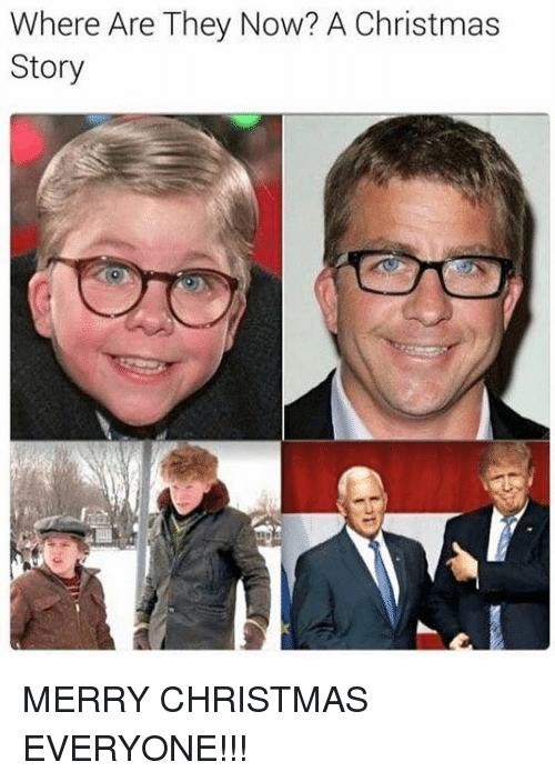 A Christmas Story, Memes, and 🤖: Where Are They Now? A Christmas  Story MERRY CHRISTMAS EVERYONE!!!