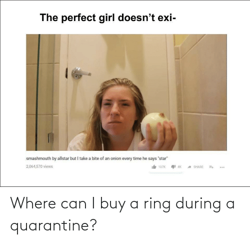 ring: Where can I buy a ring during a quarantine?