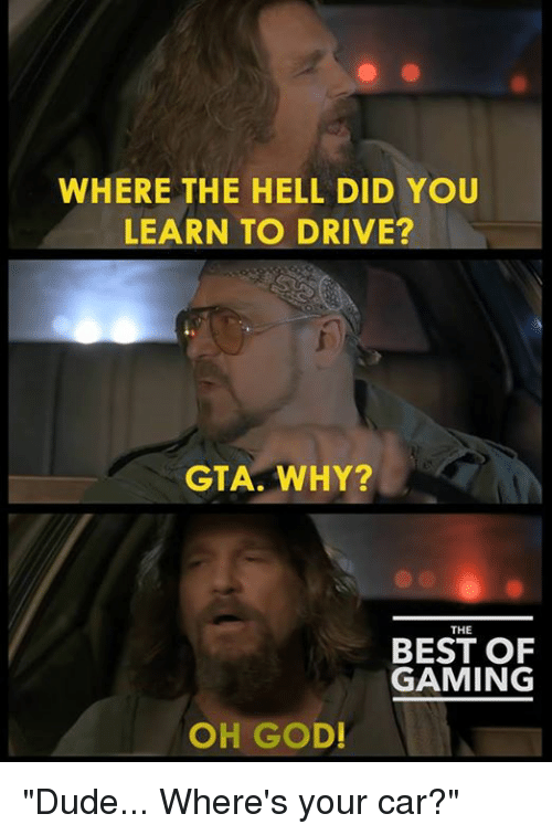 videogame to learn to drive? - Video Games Reviews & News