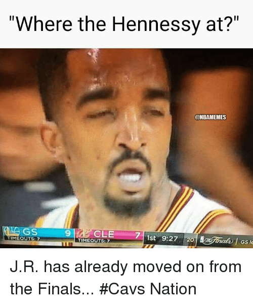 25+ Best Memes About Hennessy And NBA