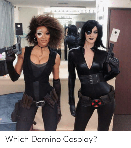 domino: Which Domino Cosplay?