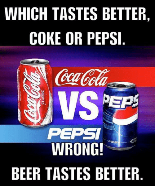 recommendation for coke and pepsi to improve In addition, the broad product mix represents pepsico's increasing ability to reach various markets and segments, such as through frito-lay products, quaker products, and pepsi products pepsico's extensive global production and distribution networks are strengths that support the company's international growth and expansion strategies.