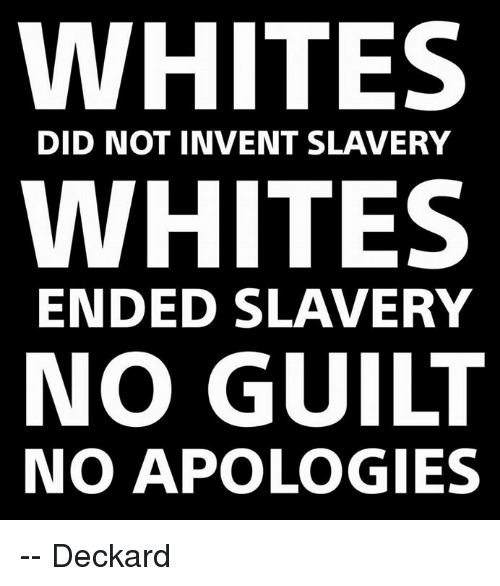 slavery southern white slaveholder guilt During all my slave life i never lost sight of freedom it was always in my heart it came to me like a solemn thoughtwe slaves all knew.