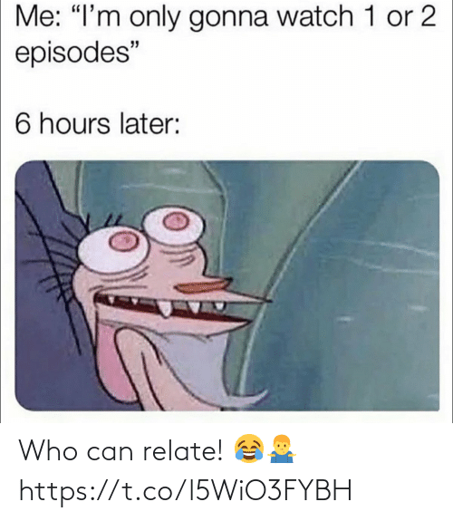 Relate: Who can relate! 😂🤷‍♂️ https://t.co/l5WiO3FYBH