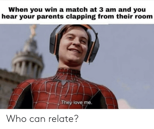 Who Can: Who can relate?