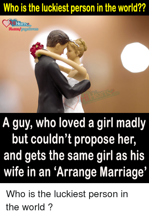 over girlfriend marrying someone else arranged marriage