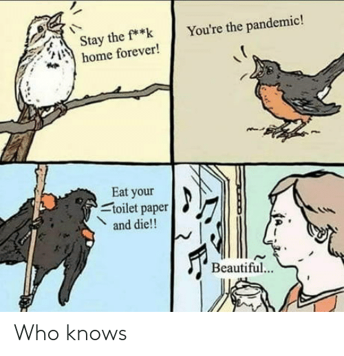 who knows: Who knows