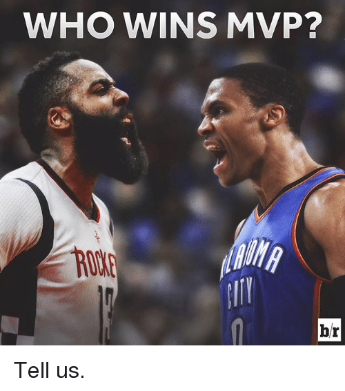 Sports, Who, and Mvp: WHO WINS MVP?  br Tell us.