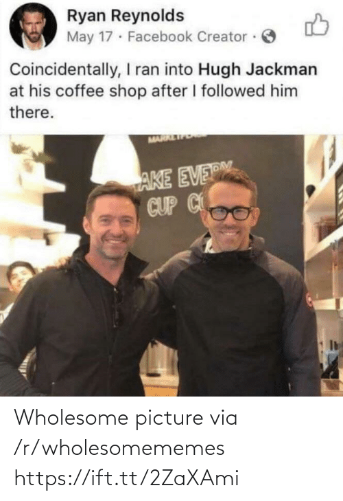 R Wholesomememes: Wholesome picture via /r/wholesomememes https://ift.tt/2ZaXAmi