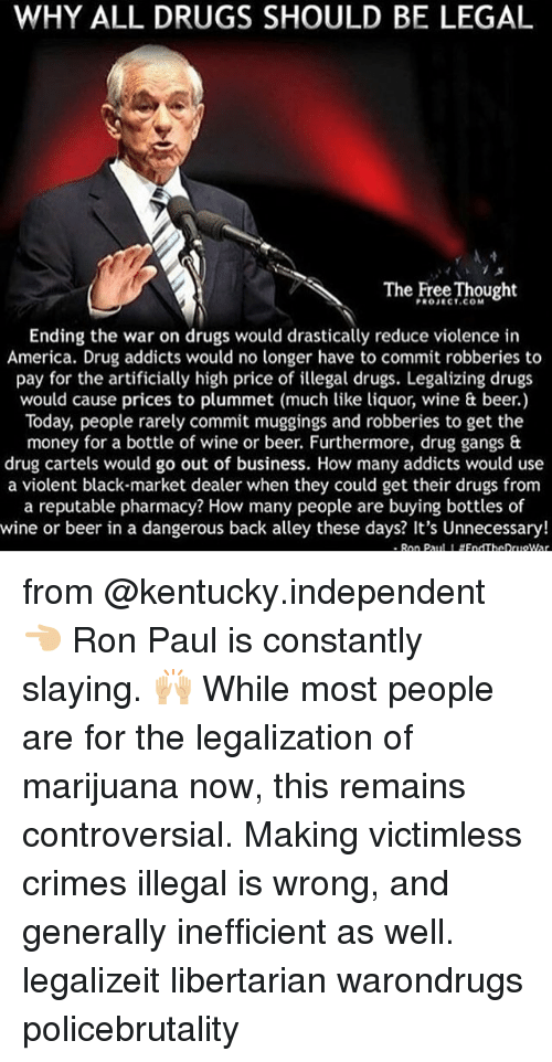why drugs should remain illegal in america essay