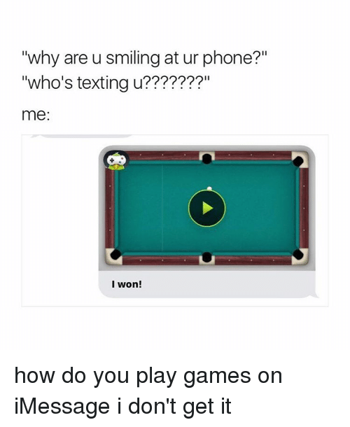 filler imessage game how to play