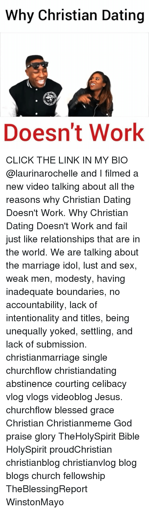 Christian dating and boundaries
