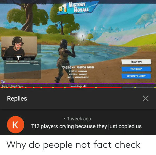 Facepalm, Why, and Check: Why do people not fact check