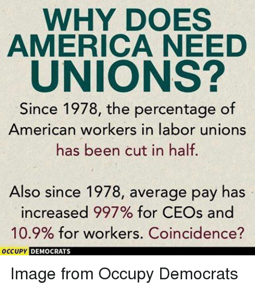 why we need unions