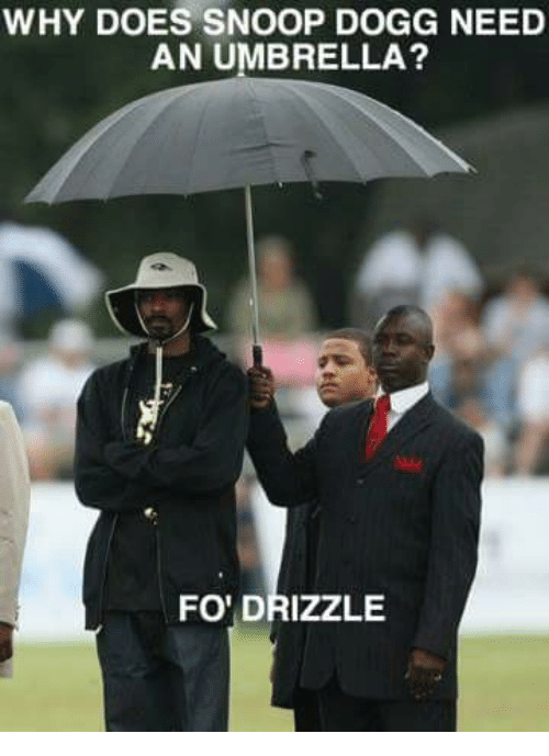 Drizzling
