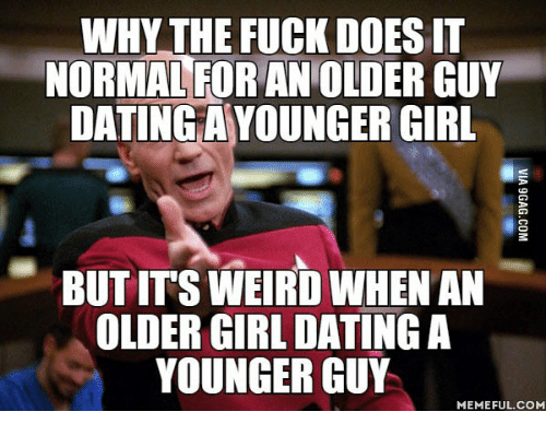 Reasons Why Women Date Older Men