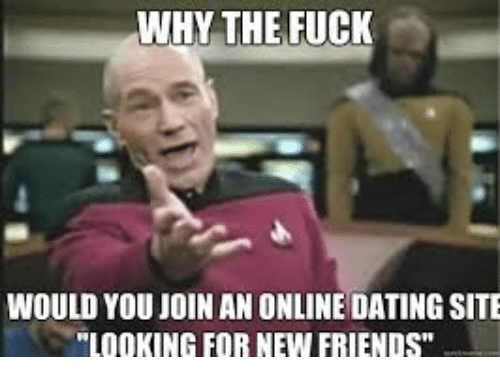 online dating looking for friends