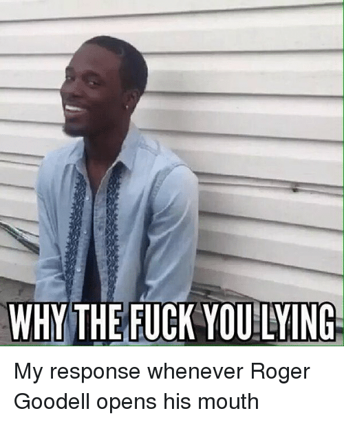 roger and fuck you