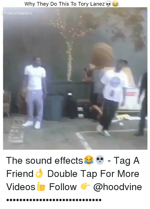 Tory Lanez: Why They Do This To Tory Lanez  streetvines The sound effects😂💀 - Tag A Friend👌 Double Tap For More Videos👍 Follow 👉 @hoodvine •••••••••••••••••••••••••••••