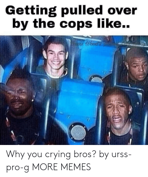 Pro: Why you crying bros? by urss-pro-g MORE MEMES