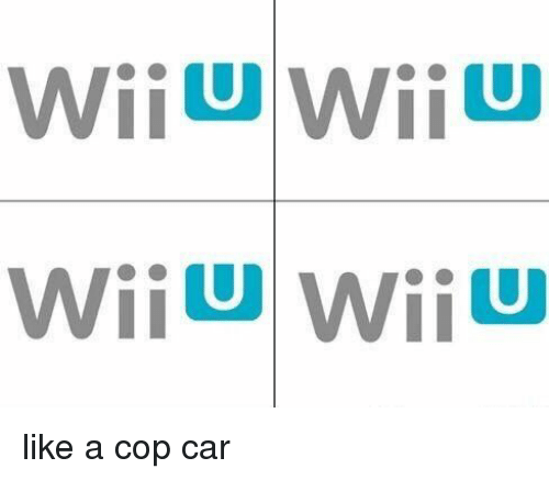 Funny, Wii, and Car: Wii Wii  Wii Wii like a cop car