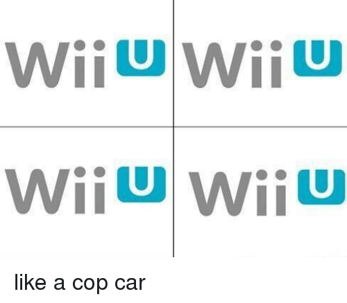 Blackpeopletwitter, Wii, and Car: Wii Wii  Wii Wii like a cop car