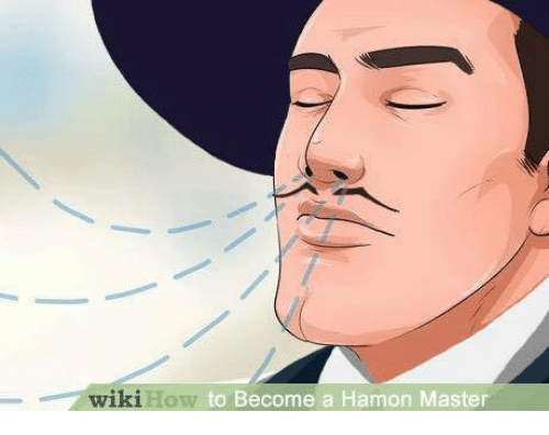 Dank, How To, and Wiki: wiki  How to Become a Hamon Master
