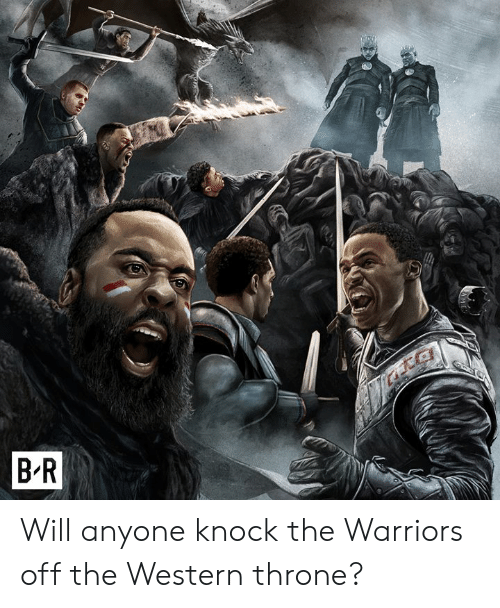 Western: Will anyone knock the Warriors off the Western throne?