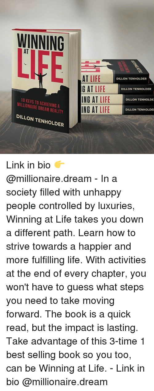 Winning at Life: 10 Keys to Achieving a Millionaire Dream Reality