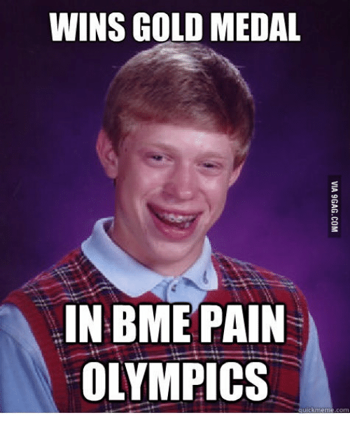 pain olympic