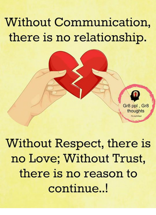 there is no special relationship