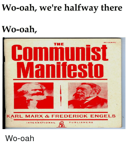 what entails a communist government as described in the communist manifesto But communism entails a system in which the socialistic economy with a strong government oversight a true communist country would.