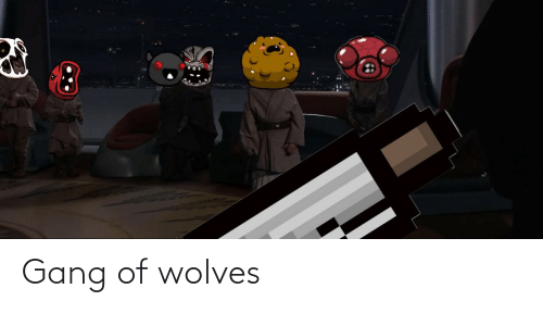 wolf pack: Wolf  Pack  IC  Wolfgang Gang of wolves