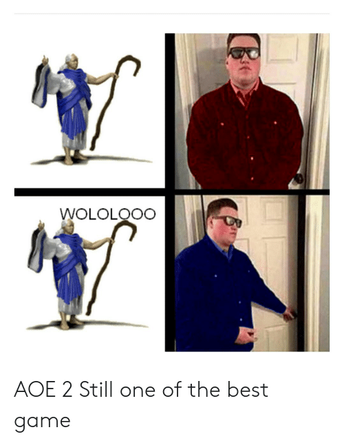 aoe 2: WOLOLOOO AOE 2 Still one of the best game
