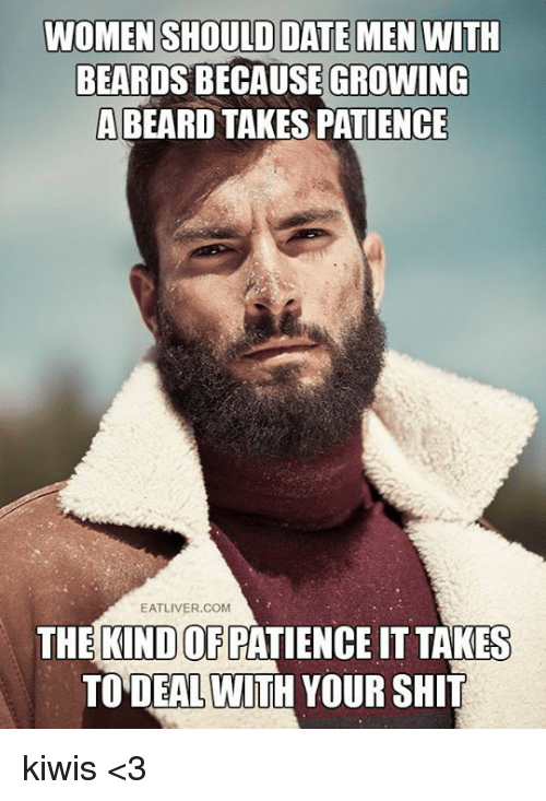 Beard dating