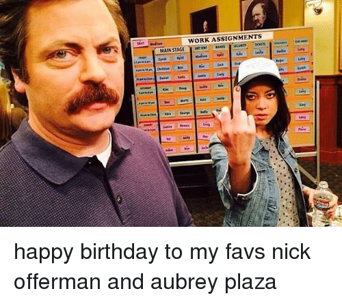 25+ Best Memes About Nick Offerman