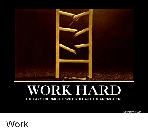 how to make lazy people work