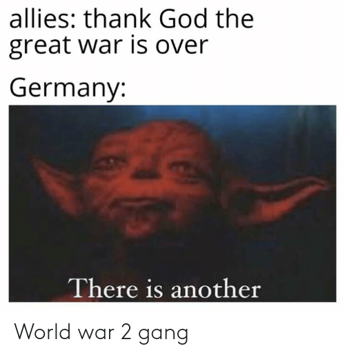 World War 2: World war 2 gang
