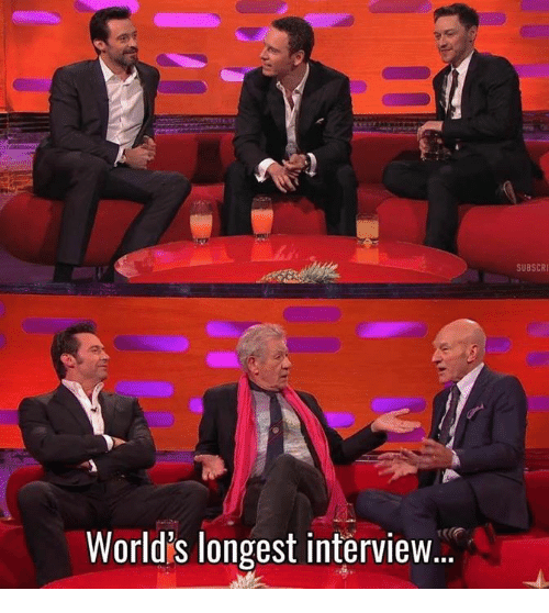 Memes, 🤖, and Interview: World's longest interview  SUBSCRI