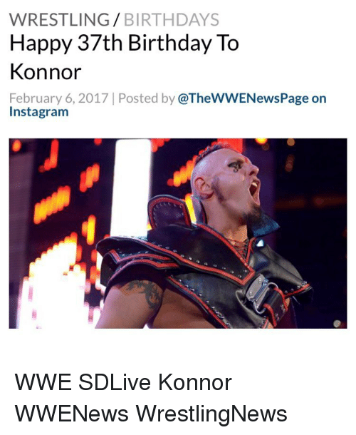 Does the wrestling world need a new outspoken voice ... |Happy Birthday Wrestling Memes