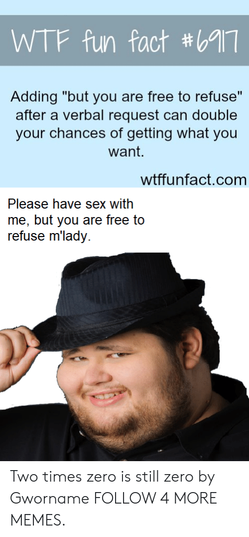 """wtf fun fact: WTF fun fact #69
