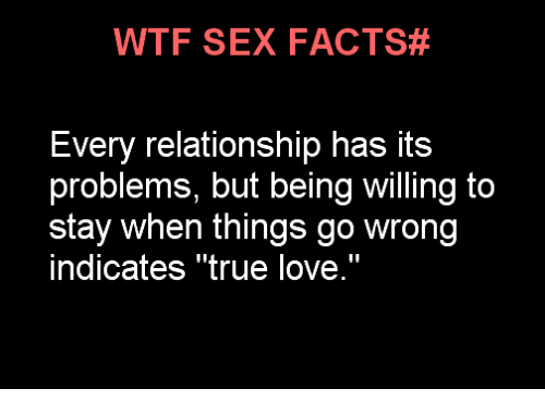 Fun facts about dating