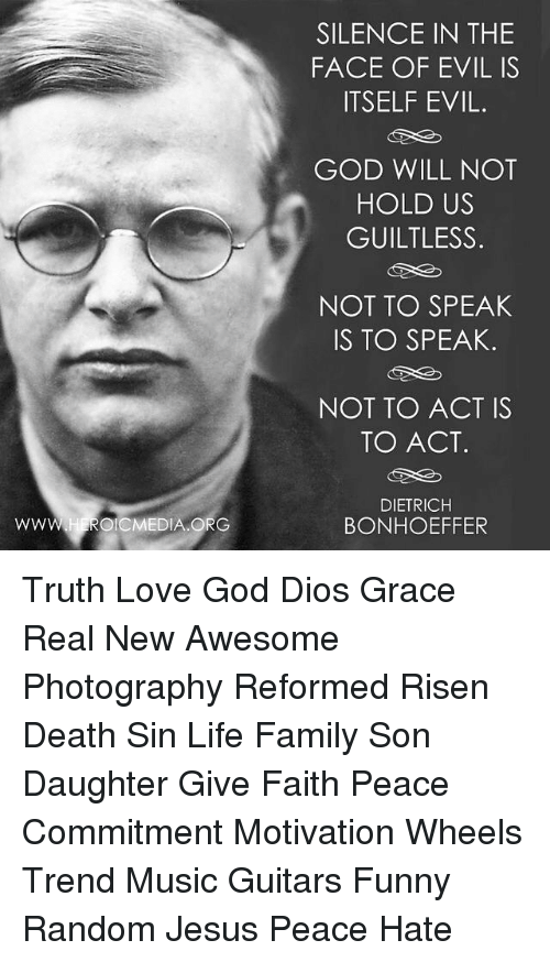 the life of dietrich bonhoeffer The life and writings of dietrich bonhoeffer , new york times best-selling author eric metaxas will help you discover the major themes of dietrich bonhoeffer.
